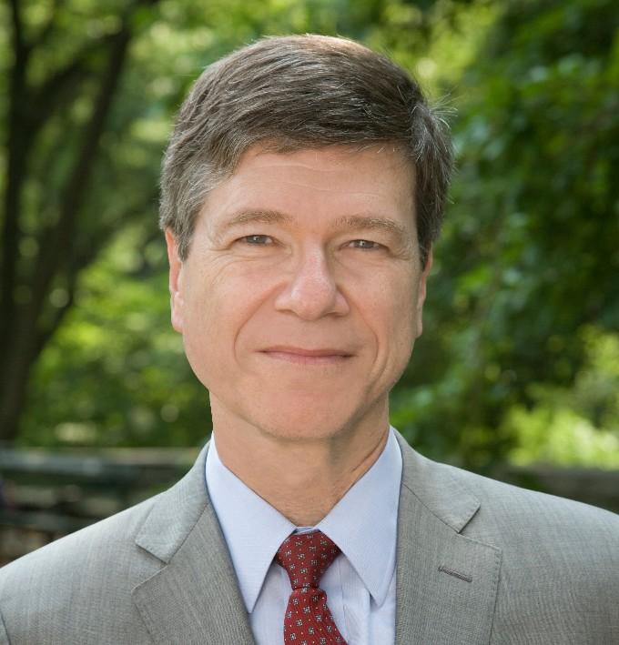 Jeffrey Sachs photo