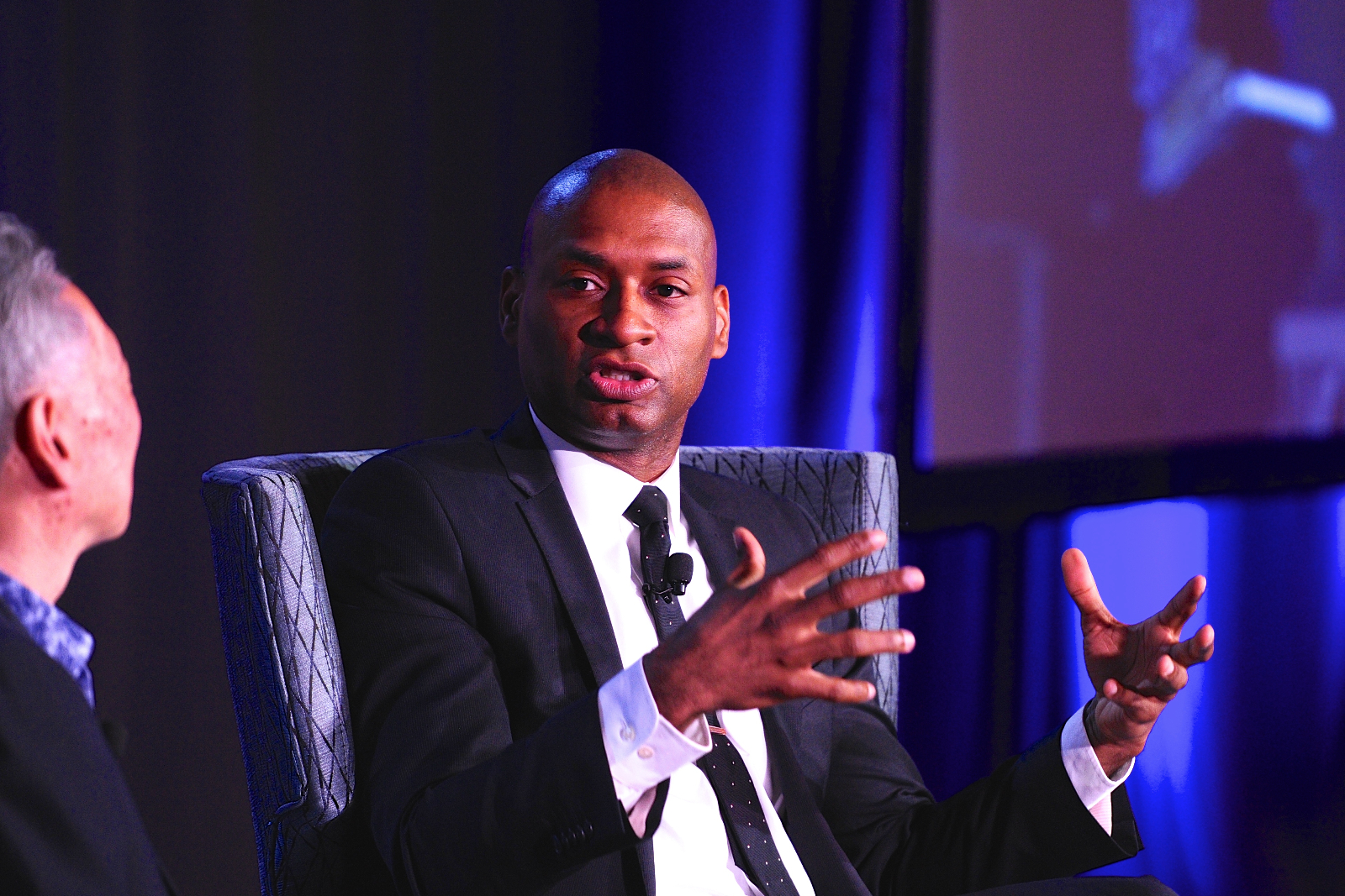 Charles Blow at the Othering & Belonging Conference