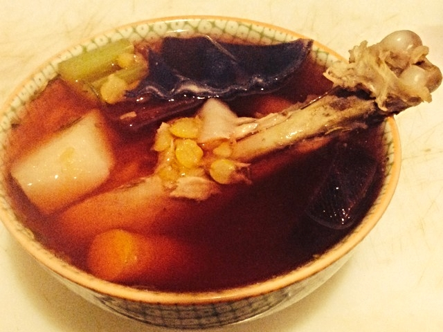 bone marrow Chinese Medicine soup NYC