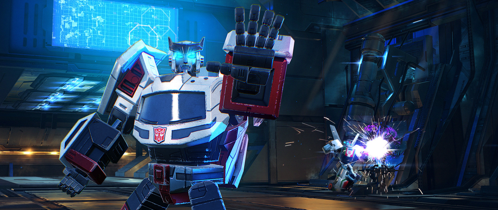 Transformers News: Transformers: Earth Wars VIP Update - Mixed Signals