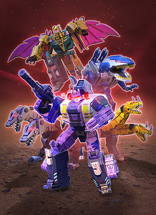 Transformers News: Transformers Earth Wars Real Event The Monster Within