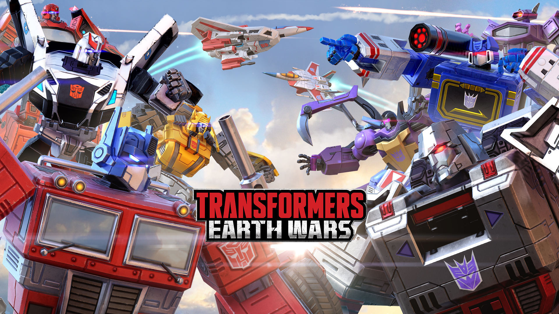 Transformers News: Transformers: Earth Wars - Fire on the Mountain Event