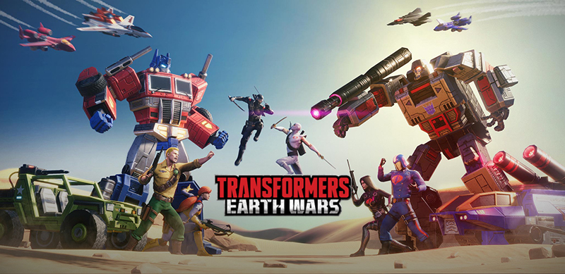 Transformers News: Transformers Earth Wars Event Trick and Treat