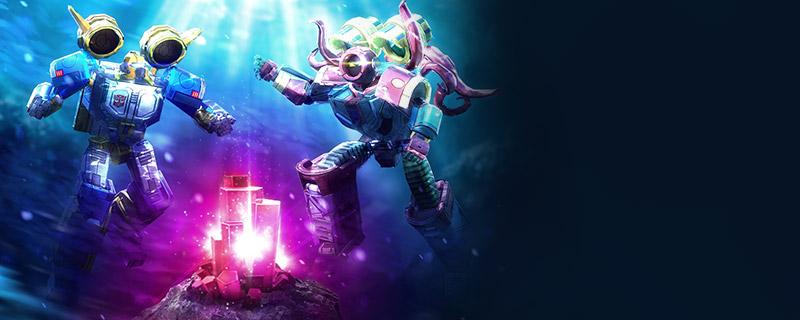 Transformers News: Transformers: Earth Wars - Depths of Aquatron Event