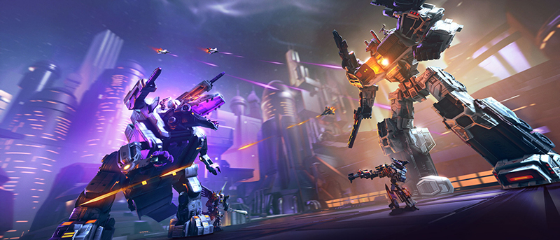 Transformers News: New Transformers Earth Wars Loading Screen and Details for Weekend Event Planet Terror