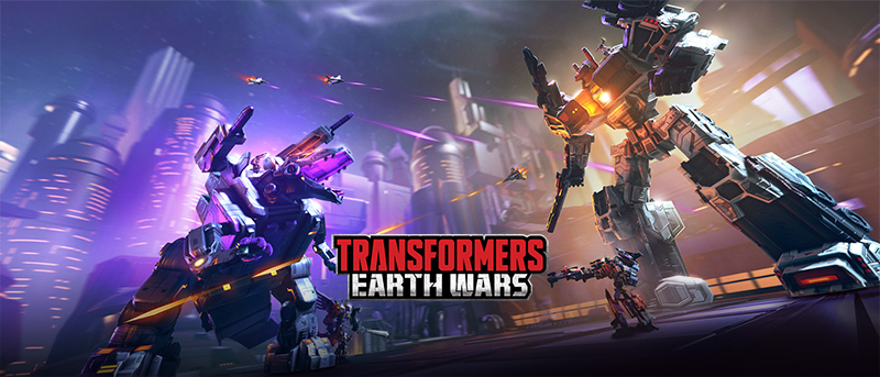 Transformers News: Transformers Earth Wars Event The Golden Lagoon