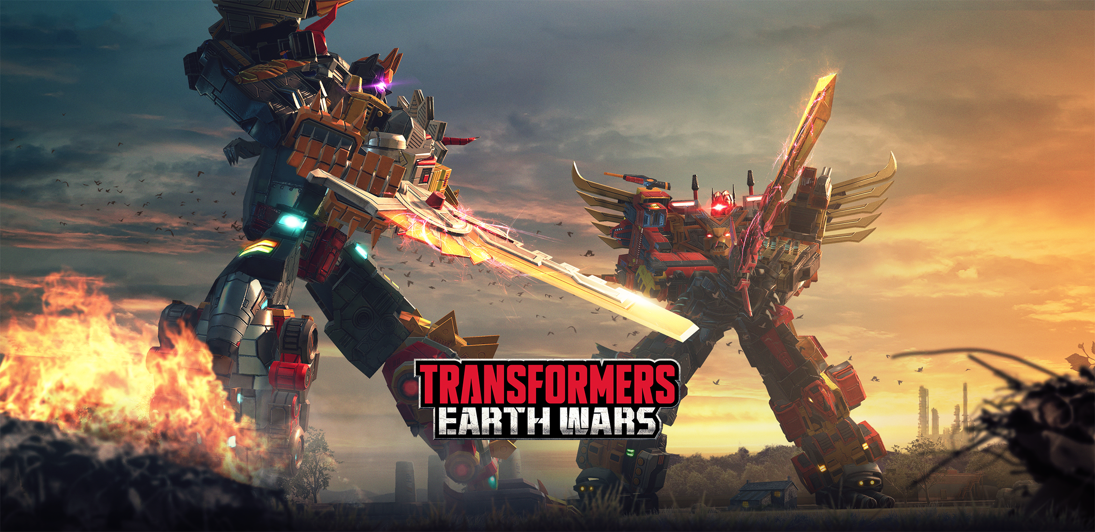 "Transformers News: Transformers: Earth Wars Event - ""Unknown Power"""