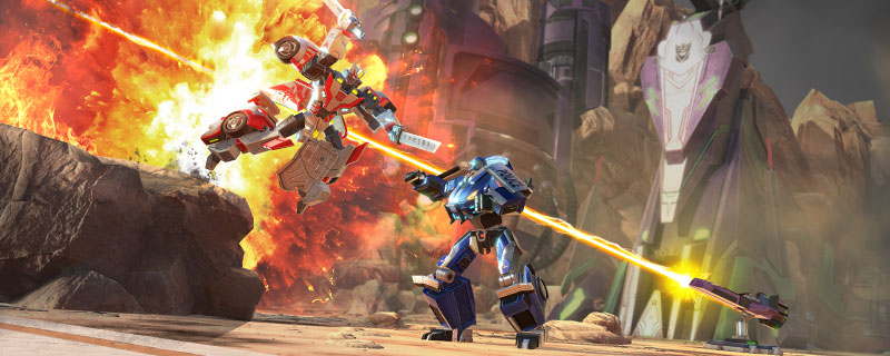 Transformers News: Transformers: Earth Wars Event - Outlaws