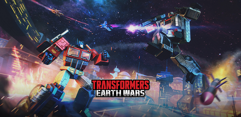 Transformers News: Transformers Earth Wars Event Barren Lands With Free Bundle Gift for all Players