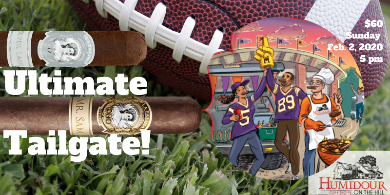Ultimate Tailgate at the Humidour