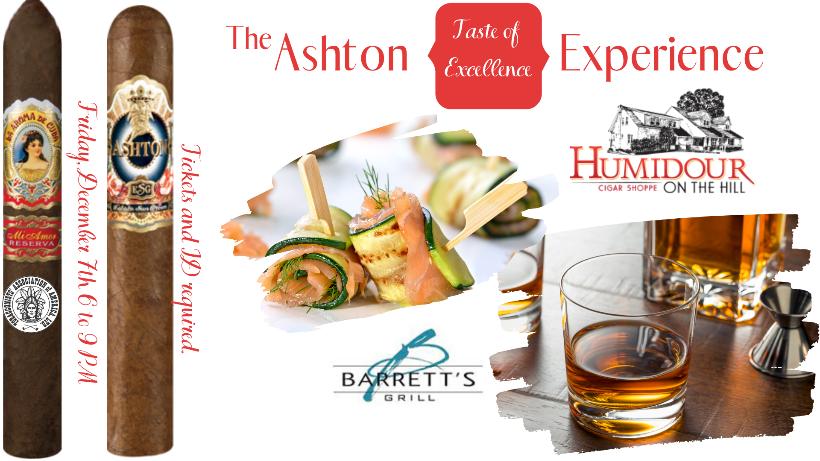 Ashton Taste of Excellence