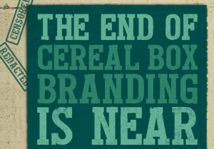THE END OF GENERAL BOX BRANDING