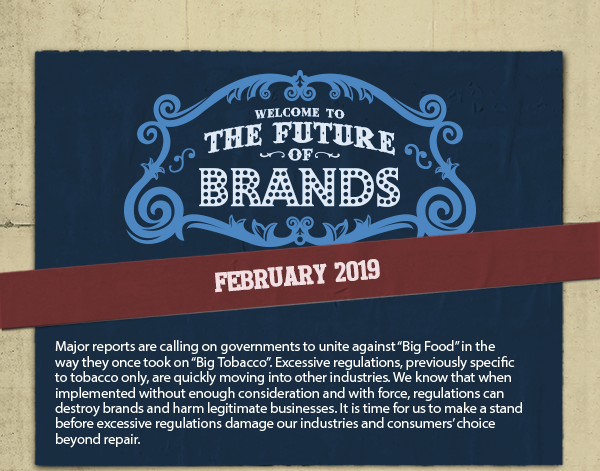 The Future of Brands Newsletter - February 2019