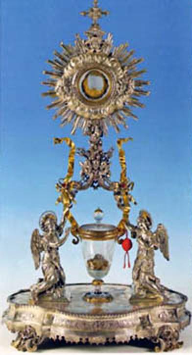 Eucharistic miracle, lanciano