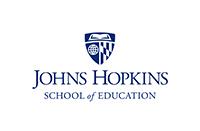 Johns Hopkins School of Education Logo