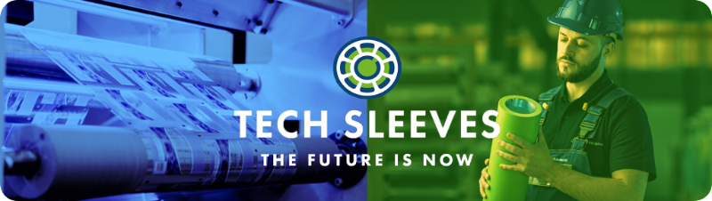 Tech Sleeves Baner logo