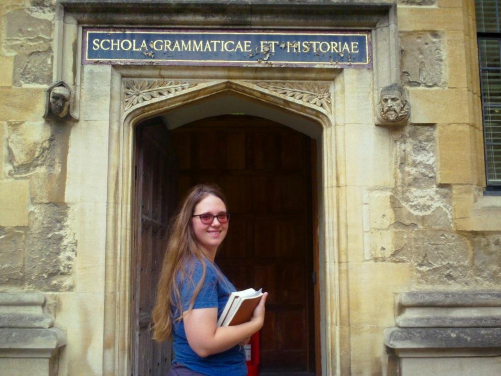 Study Abroad - Sarah