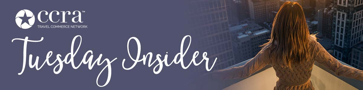 CCRA Tuesday Insider Weekly Newsletter