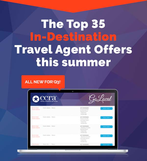 GoLocal - The Top 35 In-Destination Travel Agent Offers this Summer