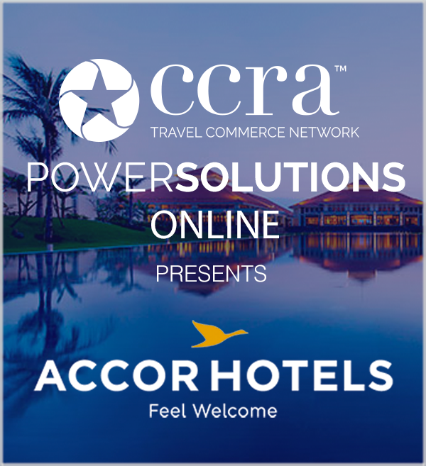 CCRA PowerSolutions Online Presents AccorHotels