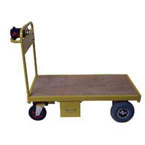 Do electric platform trucks really make a difference?