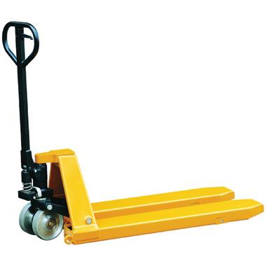 Not all pallet trucks are the same