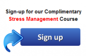 Stress Management Complimentary Signup