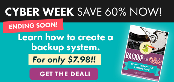 Save 60% on Backup or Die today!