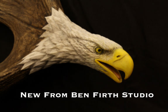Eagle by Ben Firth
