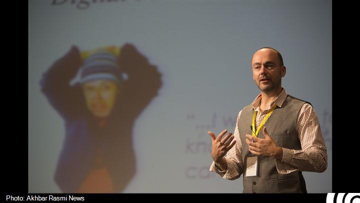 Lars Silberbauer at Global Marketing Summit 2015