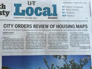 U-T article