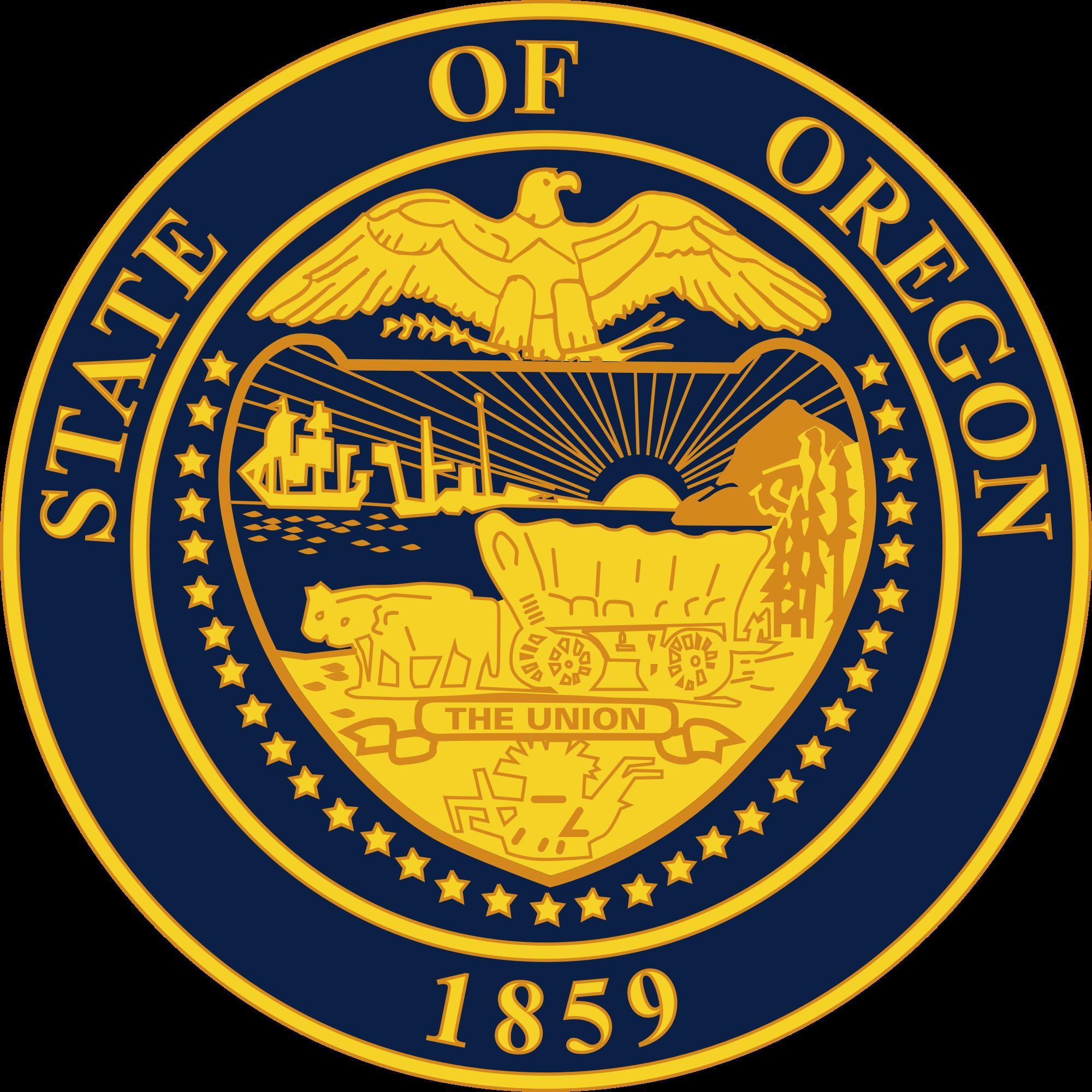 Oregon State Seal