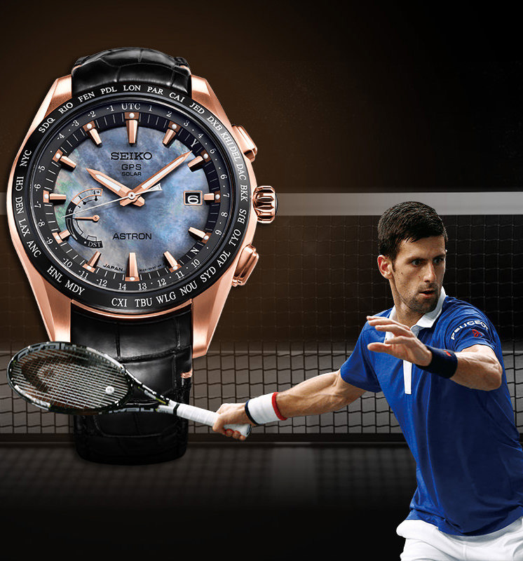 2016 Novak Djokovic Limited Edition Astron