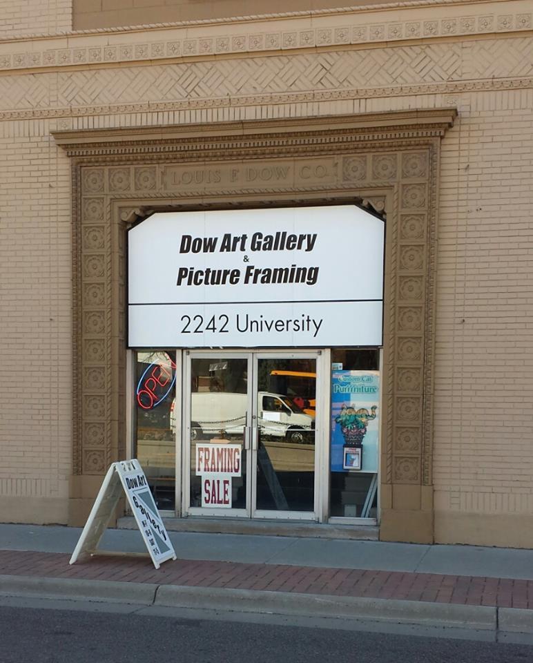 Dow Gallery Building
