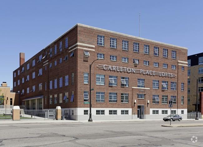 Carleton Lofts Building