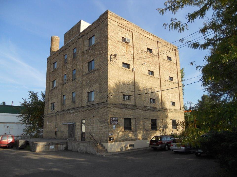 Bindery Building