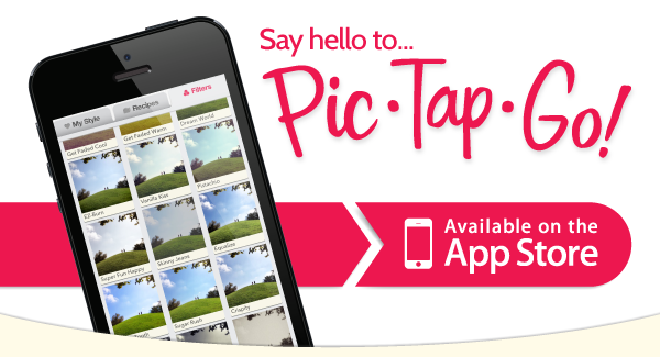 SAY HELLO TO PICTAPGO!