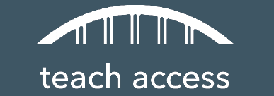 Teach Access Logo