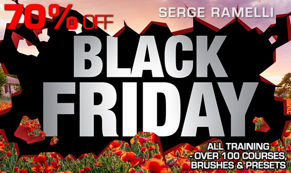 Serge Ramelli Black Friday sales