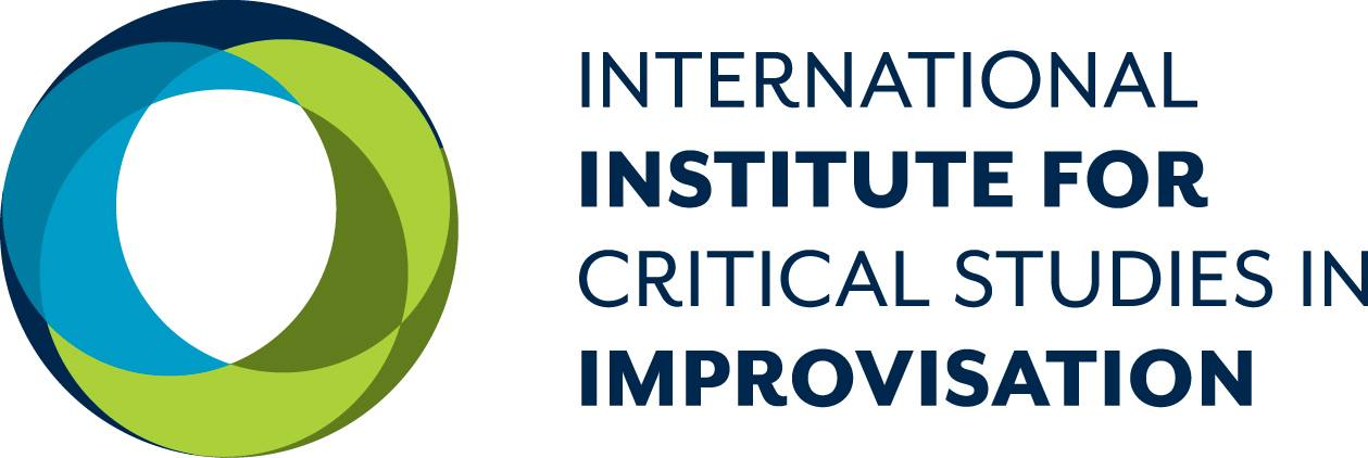 International Institute for Critical Studies in Improvisation logo.