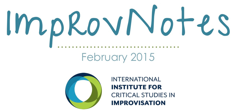 Improv Notes: January 2015