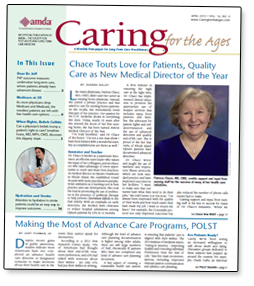 Medical directors can ready health systems for nation's aging population through adoption of advance care planning