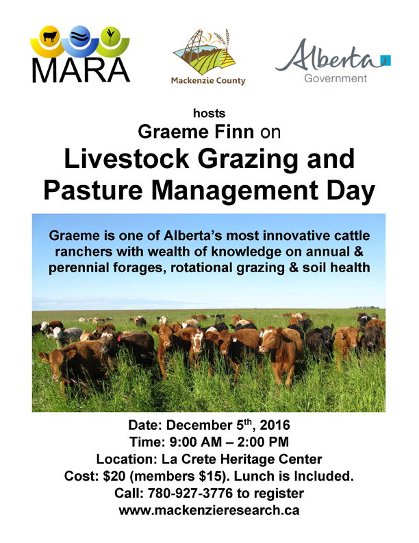 Rotational grazing and pasture management
