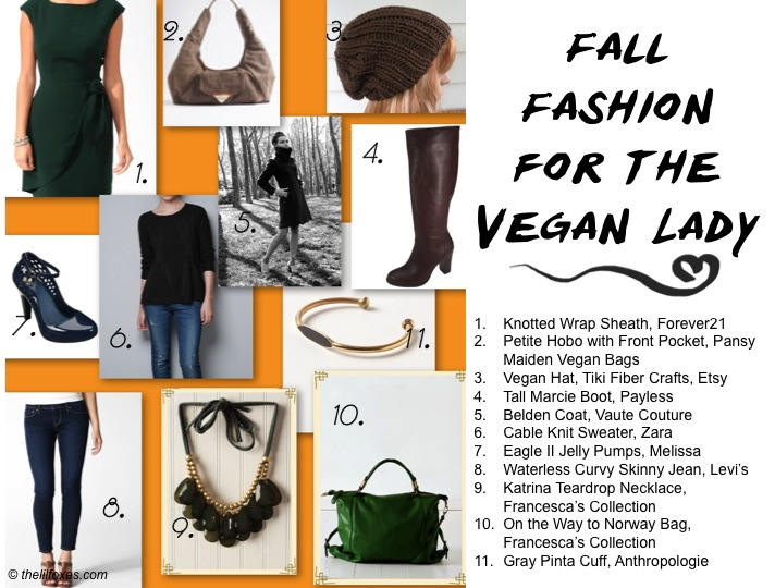 Fall Fashion for the Vegan Lady