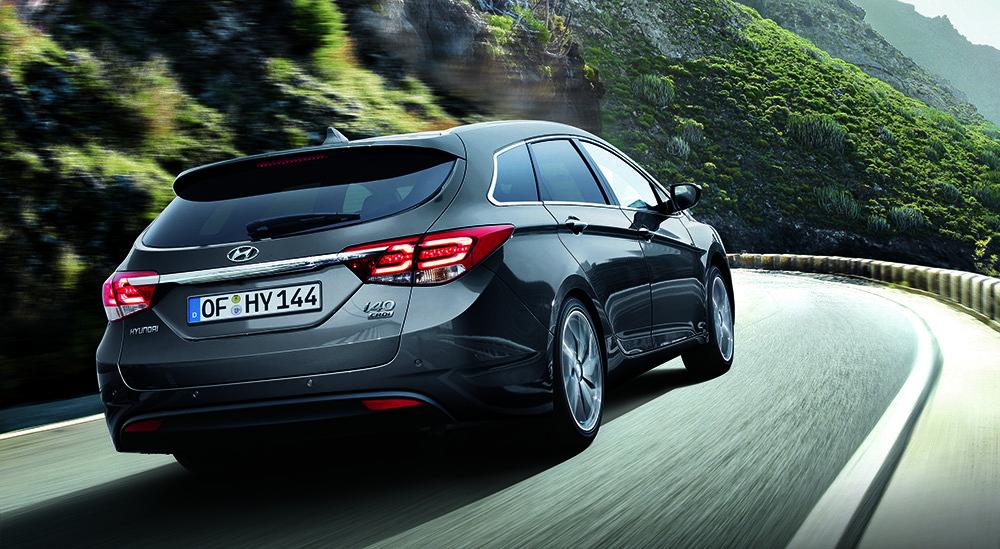 Bild des Hyundai i40