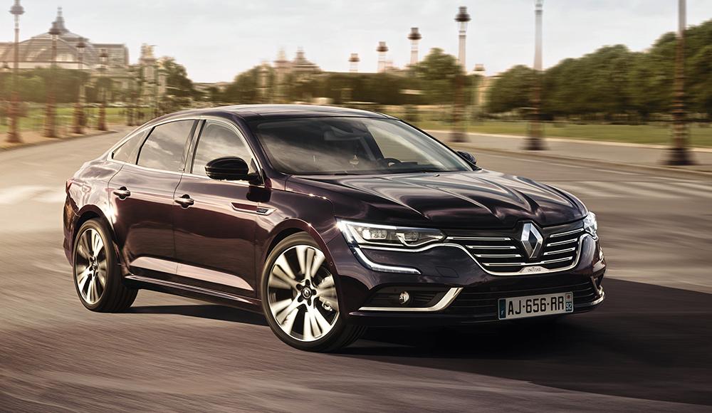 Bild des Renault Talisman