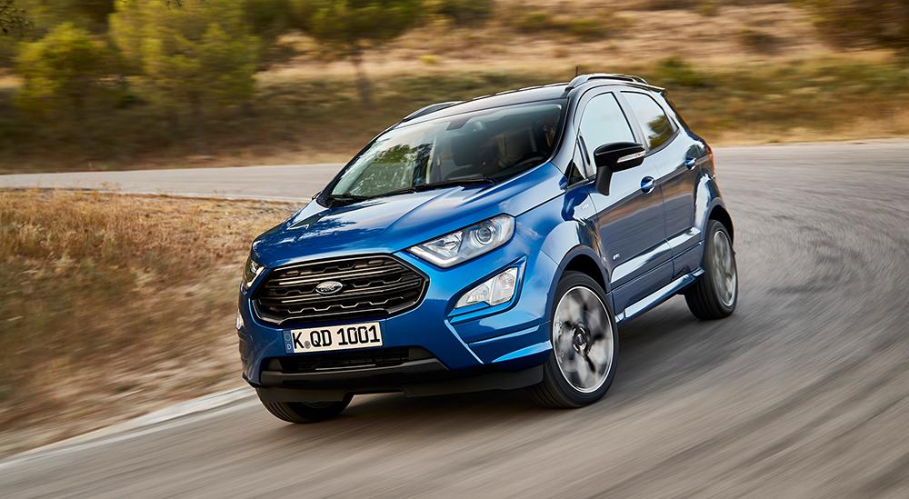 Bild des Ford EcoSport