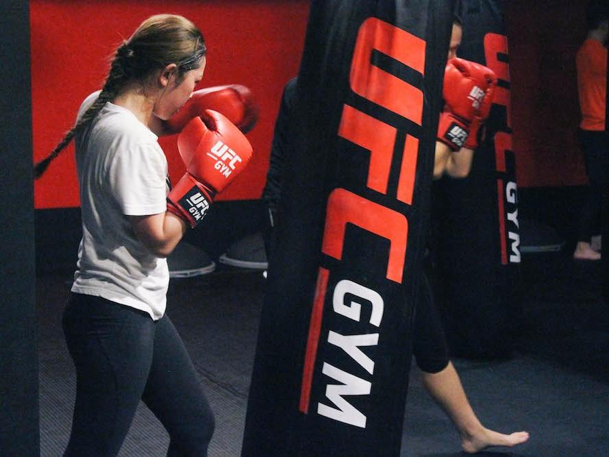 Boxing / Muay-Thai / BJJ / MMA