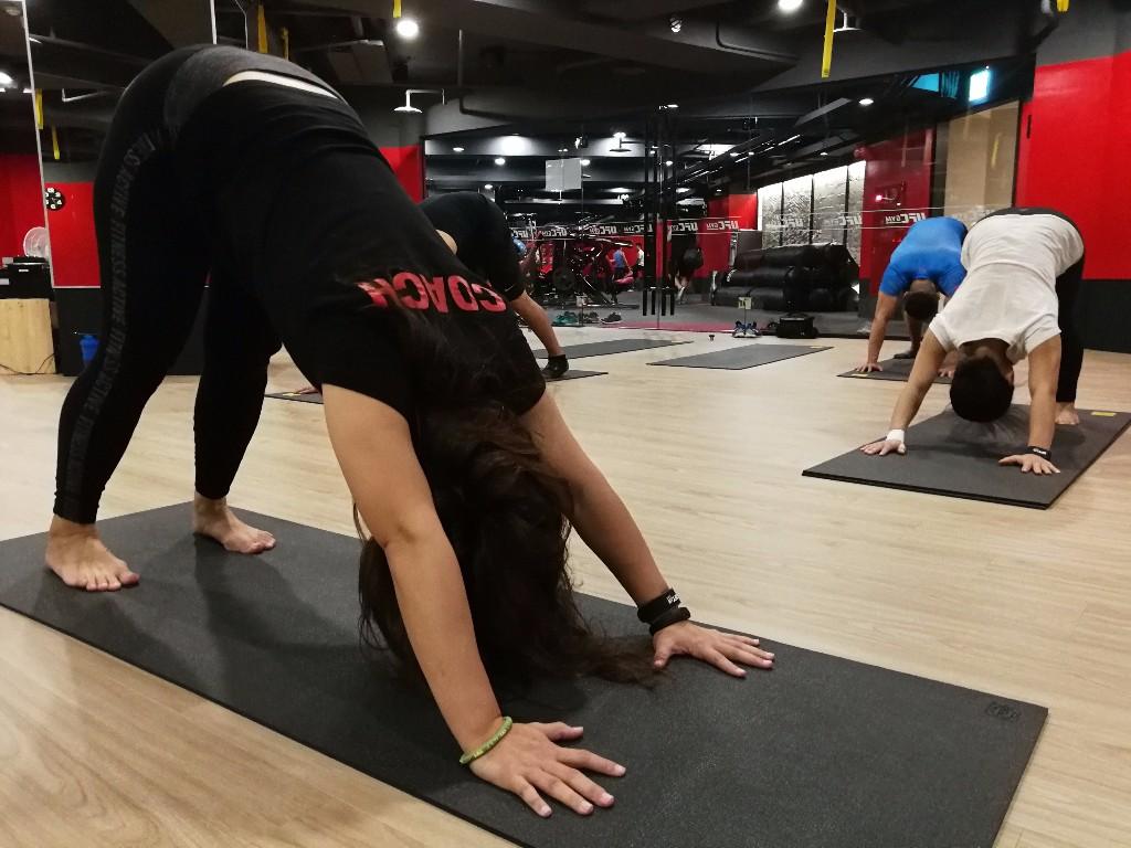 Yoga / Pilates / Zumba