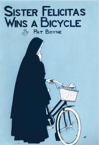 Image of Sister Felicitas Wins a Bicycle